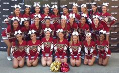 Cheer team wins West Coast Championships at Magic Mountain