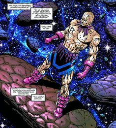 thanos vs eternity - Google Search