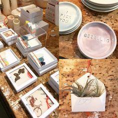 Lovely new items bij Kesemy! #atelier8 #haarlem #shop #aardewerk #kesemydesign #gifts  #pottery #handmade #sweet #pastels #miniplates #tiles #art