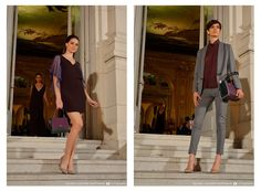 Six O´Clock Tea 21° Edición - Roma Renom mostró su línea caracterizada por una sastrería chic y elegante