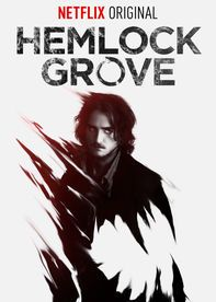 Hemlock Grove, about a teenage gypsy kid who's also a werewolf who teams up with the rich son of a steel magnate to solve the murder of a 17-year-old girl. It's based on the book by Brian McGreevy