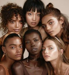 Portrait Photography Inspiration : Beauty in our diversity.just lovely! ~ Writing with Color - Photography Magazine Concealer, Pretty People, Beautiful People, Beautiful Women, Beautiful Body, Beautiful Pictures, Portrait Photography, Fashion Photography, Human Photography