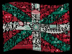 About Basque Country Spain History, Guggenheim Bilbao, Basque Country, My Heritage, My Father, Tatoos, Spiderman, Kids Rugs, Quilts