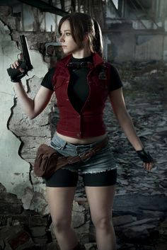 Claire Redfield from Resident Evil by Enji Night - Pubg Wallpapers Full Hd Resident Evil Cosplay, Resident Evil Girl, Amazing Cosplay, Best Cosplay, Cosplay Outfits, Cosplay Girls, Jill Valentine, Cosplay Characters, Bd Comics