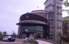 Creative Public Security Bureau office building