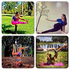 #atitudeboaforma: Top 4 Ioga! @natashaokada @vie_targino @elaineoliveiraaa @karynnecorreia #boaforma #exercicio #ioga