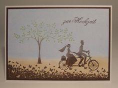 Hochzeitskarten mit Wedding Wheels-