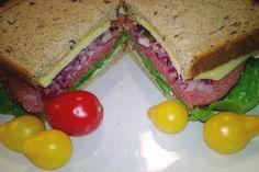Schnelles Pastrami Sandwich (Rezept mit Bild) von Watzfrau | Chefkoch.de