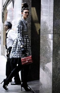 This is at the top of my list ~ Chanel coat