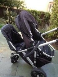 #SanFrancisco, CA Merchandise / 2011 Black #UppaBaby Vista #Stroller, #Bassinet & Rumble Seat - Geebo - Includes many accessories