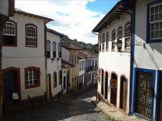 OURO PRETO / BRAZIL - UNESCO WORLD HERITAGE SITE