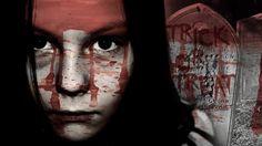 Halloween Horror collage