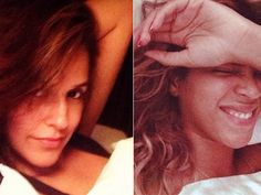 After selfies, the new trend to hit social media is celebrities taking selfies in bed! Yes, these stars are so lazy that they don't mind posing without any make up either! (C'mon, didn't you know we're judging?) Jokes apart, if the new craze is to take selfies in bed, then we are not sure where things are headed next. The bathroom, maybe?! Nooo.... Never mind, here's some celebrity inspiration for all those of you who are obsessed with taking selfies. :-PDon't Miss: 12 Celebrities Who are…