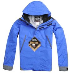 Cheap Men North Face Gore Tex XCR Jacket Blue uk http://www.outdoorgeargals.com