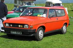 Austin Allegro Estate To my lasting shame, i had one of these. In brown! Shudder!
