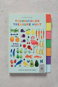 Technicolor Treasure
