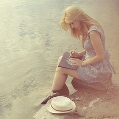 She spent her days daydreaming of a land far far away. A place where she could feel the wind in her face and above all else a place where she could finally be free.
