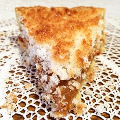 Tarta de Coco y Dulce de Leche | Inutilisimas Chocolate Coquito Recipe, Argentina Food, Pan Dulce, Pastry And Bakery, Kitchen Recipes, Easy Cooking, Clean Eating Snacks, I Love Food, Yummy Cakes