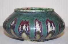 Pierre Adrien Dalpayrat, porcelain vase, circa 1900
