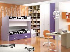 Camerette Made In Italy Ima Mobili Composizione 26, Newformsdesign | Camerette | Newformsdesign Bunk Beds, Loft, Furniture, Home Decor, Bedrooms, Decoration Home, Loft Beds, Room Decor, Lofts
