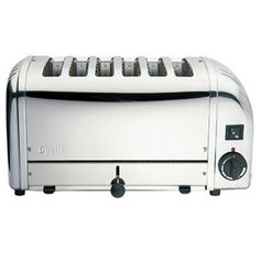 Next Day Catering Equipment 6 Slice Toaster, Dualit Toaster, Catering Equipment, Kitchenware, Kitchen Design, Home And Garden, Kitchen Appliances, Stainless Steel, Toasters