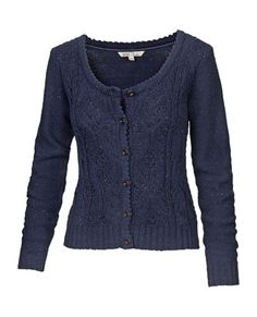 Lucy Lace Cardigan - fat face
