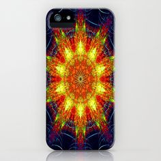 Kaleidoscope -  Network iPhone Case by Art-Motiva - $35.00