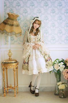 Yurisa in Baroque x Sakizo's Rapunzel OP