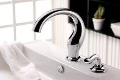 ETHER Basin Faucet. #basin #faucet #JUSTIME