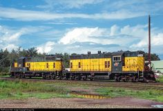 RailPictures.Net Photo: CNW 4205 Chicago & North Western Railroad EMD GP7 at Wisconsin Rapids, Wisconsin by Doug Lilly