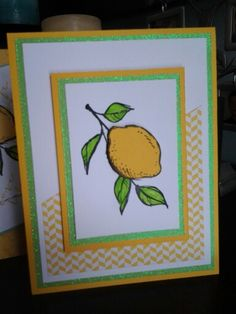 A happy thing I Card, Stampin Up, Card Making, Invitations, Friends, Frame, Happy, Decor, Amigos