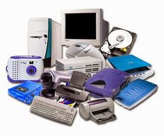 Hardware adalah salah satu komponen komputer yang secara fisik dapat dilihat dan diraba secara langsung yang berfungsi untuk mendukung proses komputerisasi. Hardware dapat bekerja berdasarkan perintah yang telah ditentukan ada padanya (instruction set). Dengan adanya perintah tersebut maka hardware dapat melakukan berbagai kegiatan sesuai perintah.