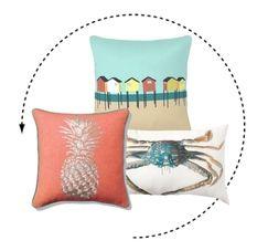 Jak zaprosić lato do wnętrza - garść porad. http://www.collageblog.pl/blog/lato-we-wnetrzu #interiordesign #porady #collageblog