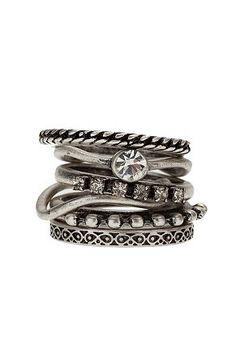 stack rings.