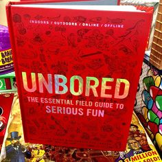 Unbored – A zillion ways to keep busy and engage with lifeUnbored: The Essential Field Guide to Serious Funby Joshua Glenn and Elizabeth Foy LarsenBloomsbury2012, 352 pages, 7.8 x 10.25 x 1.3$16 Buy a copy on Amazon I'm always amazed when one of my daughter's friends comes to me and says she's bored. As if I'm supposed to put on a pair of tap shoes and dance a jig for her. My daughter knows better than to say the B-word, but I can always tell when she's at a loss for something to do by ...