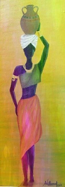 Resultado de imagen para arte africano pintura