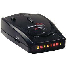 Whistler Radar And Laser Detector With Super-bright Icon Display - HuntForDeals
