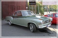 1957 - 1962 Borgward Isabella Coupe (35) Maintenance/restoration of old/vintage vehicles: the material for new cogs/casters/gears/pads could be cast polyamide which I (Cast polyamide) can produce. My contact: tatjana.alic@windowslive.com