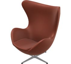 Egg Chair/Das Ei Loungesessel Leder | Arne Jacobsen | Pinterest | Egg Chair,  Fritz Hansen And Egg
