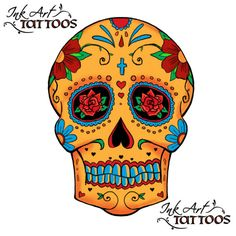 sugar skull images - Google Search