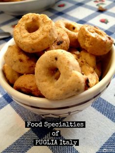 Food Specialties of Puglia Italy http://mymelange.net/mymelange/2012/06/food-specialties-puglia-italy.html