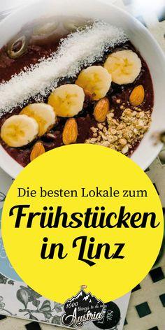 Lokal, Austria, Acai Bowl, Wanderlust, Restaurant, Breakfast, Food, Organization, Linz