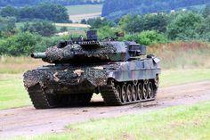 Leopard 2A6, Bundeswehr