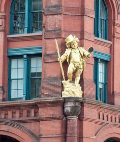 Puck Building, NYC- Will and Grace Building Soho
