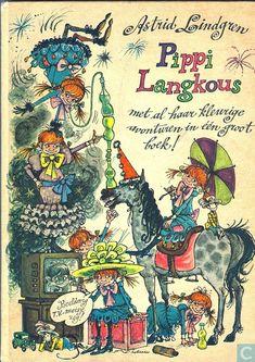Boeken - Pippi Langkous - Pippi Langkous