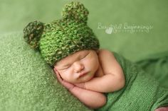 Animal Hat Boy BABY BEAR Newborn Girl Woodland Photo Prop Costume Ears READY Ship Christmas Beanie Green Teddy Knitted Earflaps Going Home by DarnFanciful on Etsy https://www.etsy.com/listing/151505908/animal-hat-boy-baby-bear-newborn-girl