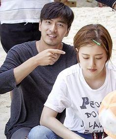 Love them ❤ #leejinwook #moonchaewon