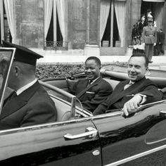 July 27,1960, PRESIDENT AHIDJO