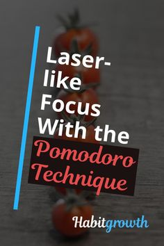 The Pomodoro Technique is an easy time-management method you can start using today. It will help have more focus and get more things done. Time Management Strategies, Good Time Management, Pomodoro Technique Timer, Time Is Money, Productivity Apps, Return To Work, Starting Your Own Business, Day Use, Scientists