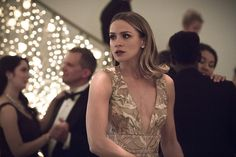 """The Flash -- """"Potential Energy"""" -- Image -- Pictured: Shantel Van Santen as Detective Patty Spivot -- Photo: Katie Yu/The CW -- © 2016 The CW Network, LLC. All rights reserved. Flash Tv Series, Cw Series, Scream Queens, Grant Gustin, The Cw, Shantel Yvonne Vansanten, Liam Mcintyre, The Flash Season 2, Reverse Flash"""